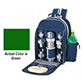 Sutherland Baskets Java Delight Coffee Set in Green SCS2006A2