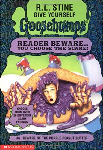goosebumps say cheese and die pdf