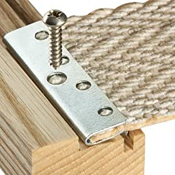 Metal Ends for chair webbing (10 per pack)