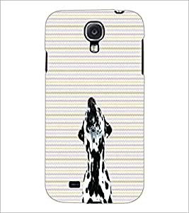 PrintDhaba Spot Dog D-3741 Back Case Cover for SAMSUNG GALAXY MEGA 6.3 (Multi-Coloured)