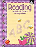 Reading Activities & Games for Early Learners w/CD (Early Childhood Activities)