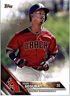 2016 Topps Series 2 #409 Jean Segura Arizona Diamondbacks Baseball Card-MINT