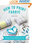 How to Print Fabric: Kitchen-table Te...
