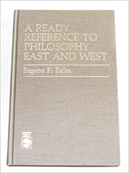 eastern and western philosophers comparison paper A guide to recent studies about comparative philosophy with a  on the most important philosophers of the 19th and 20th  eastern and western minds.