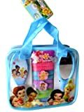 Disney Tinker Bell Fashion Hair Accessory & Hair Brush Set ((15 pcs Set)