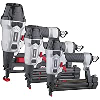 Husky DP3PFKCB 3 Piece Pneumatic Finish Nailer Kit
