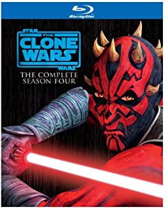 Star Wars: The Clone Wars: Season 4 [Blu-ray]