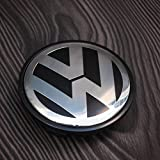 Original Volkswagen VW Ersatzteile VW Nabenkappe Alufelge (Golf 5, 6, Jetta..) Alufelge
