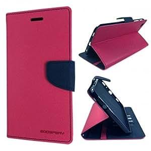 EPAYISTA Mercury Goospery Flip Cover For One Plus X / 1+X (Pink)