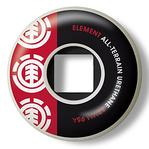 Element Section 52mm Skateboard Wheels (Cheap Skateboard Wheels compare prices)