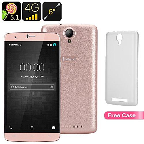 iNew U9-6pollici phablet smartphone, display FHD, 4G, Dual SIM, Quad Core CPU, 2GB di RAM, Fotocamera da 13MP-spedizione dalla Cina, Hong Kong