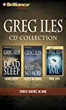 Greg Iles CD Collection 3: Dead Sleep, Sleep No More, True Evil (Greg Iles Collection)