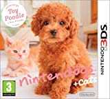 Nintendogs + Cats Toy Poodle + New Friends Nintendo 3DS