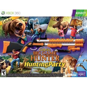 Cabela's Big Game Hunter Hunting Party with Top Shot