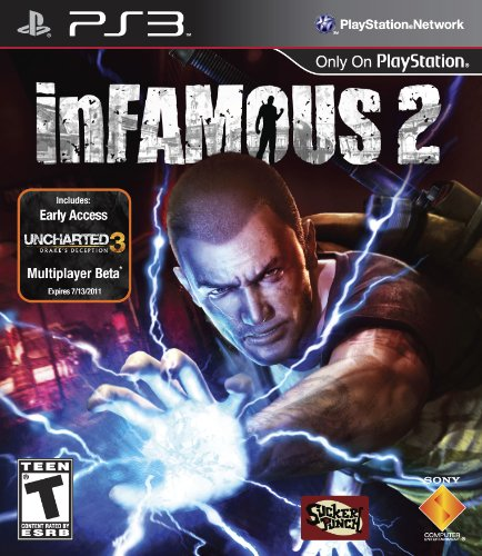inFAMOUS 2(輸入版)