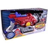 Transformers: Dark of the Moon - Robo Power - Optimus Prime Cyber Blast