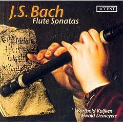 Flute Sonata in A Major, BWV 1032: I. Vivace