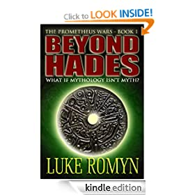 Beyond Hades (The Prometheus Wars - Book 1)