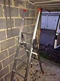 Big Red Foot 3 Way Combination Ladder / Ladders (Stair/Step/Extension)