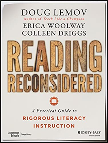 Writing For Reading An Excerpt From Reading Reconsidered Teach