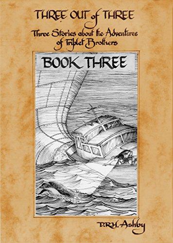 D.R.H. Ashby - Three out of Three - Book three