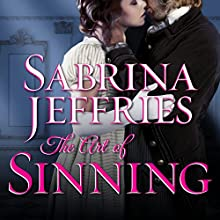 The Art of Sinning: Sinful Suitors Series, Book 1 (       UNABRIDGED) by Sabrina Jeffries Narrated by Beverley A. Crick