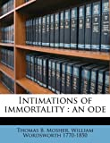 Intimations of immortality: an ode