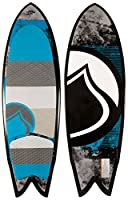 Liquid Force Fish w/ Handle Wakesurfer Sz 5ft 6in by Liquid Force