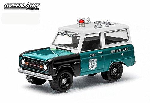 1967 FORD BRONCO / CENTRAL PARK POLICE