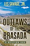 img - for Outlaws of the Brasada: A Western Duo (Five Star Western Series) book / textbook / text book