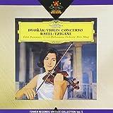 ドヴォルザーク:ヴァイオリン協奏曲、ラヴェル:ツィガーヌ