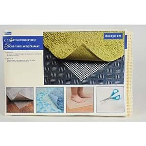 Anti slip undercarpet, PVC