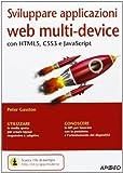 img - for Sviluppare applicazioni web multi-device con HTMLS, CSS3 e JavaScript book / textbook / text book
