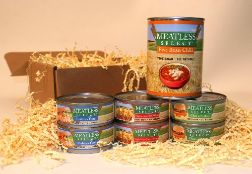 Meatless Select Vegetarian Sample Pack