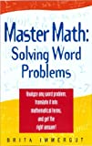 img - for Master Math: Solving Word Problems (Master Math Series) book / textbook / text book
