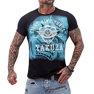 Yakuza ORIGINAL T-Shirt TSB 611 - schwarz