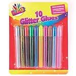 Art Box Glitterglue - Assorted Colour...