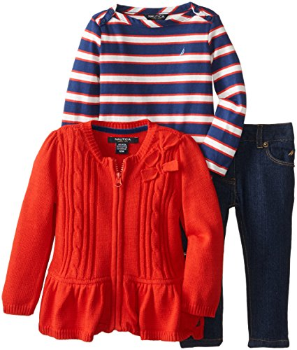 Baby Girl Sweaters front-16881