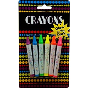 BeWild Glow in the Dark Crayons at Sears.com