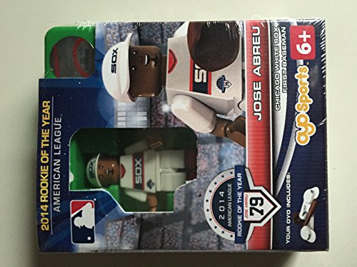 Jose Abreu OYO MLB Chicago White Sox G3 Series 3 Mini Figure Limited Edition