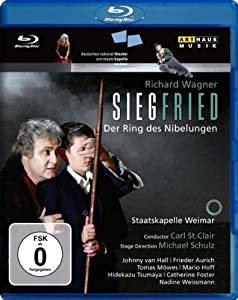 Wagner;Richard Siegfried [Blu-ray] [Import]