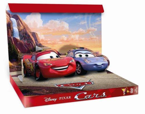 Cars (3D-Pop-Up-Box)