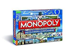 Winning Moves 43294 - Monopoly Mecklenburg Vorpommern
