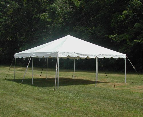 20' X 20' Celina Frame Tent / Canopy Tent