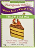 Cherrybrook Kitchen Gluten Free Dreams Yellow Cake Mix, 16.4 oz