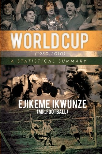World Cup (1930-2010): A Statistical Summary