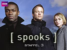 Spooks - Staffel 3