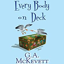 Every Body on Deck: Savannah Reid, Book 22 Audiobook by G.A. McKevett Narrated by Dina Pearlman