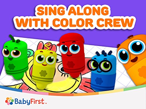 Sing Along With Color Crew on Amazon Prime Instant Video UK