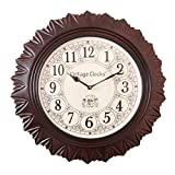 Vintage Clock Analog Wall Clock